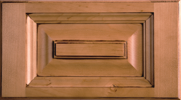 raised american door and drawer 88234